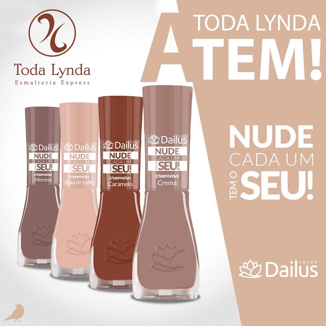 Qual é o seu Nude? Dailus apresenta coleção inspirada em